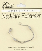 Silver Necklace Extender