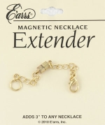 Gold Magnetic Necklace Extender
